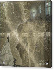 Soul Journey Acrylic Print by Jeff Breiman