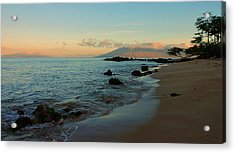 South Shore Dawn Acrylic Print by Stephen  Vecchiotti