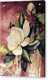 Southern Scents Acrylic Print by Michael  Pearson