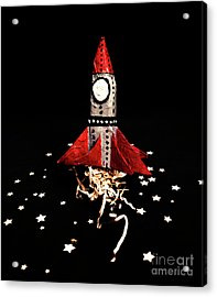 Space Craft Acrylic Print by Jorgo Photography - Wall Art Gallery