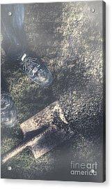 Spades Of Tragedy Acrylic Print by Jorgo Photography - Wall Art Gallery
