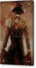Spanish Culture 2 Acrylic Print by Corporate Art Task Force