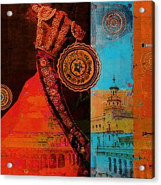 Spanish Culture 21b Acrylic Print by Corporate Art Task Force