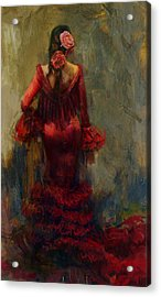 Spanish Culture 22 Acrylic Print by Corporate Art Task Force