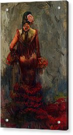 Spanish Culture 22b  Acrylic Print by Corporate Art Task Force