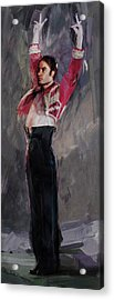 Spanish Culture 30b Acrylic Print by Corporate Art Task Force