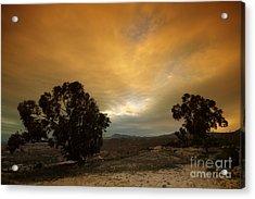Spanish Landscapes Acrylic Print by Angel  Tarantella