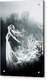 Spectral Acrylic Print by Cambion Art