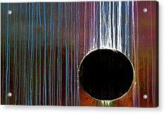 Sphere Acrylic Print by Ken Walker