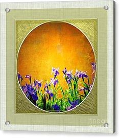 Splendor Acrylic Print by Darla Wood