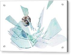 Spring Break Acrylic Print by Maryann Boysen
