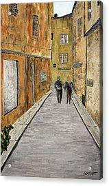 St. Tropez Acrylic Print by Paul Harrington