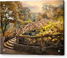 Stairway To Heaven Acrylic Print by Jessica Jenney