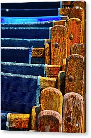 Standing Room Only Acrylic Print by Skip Hunt