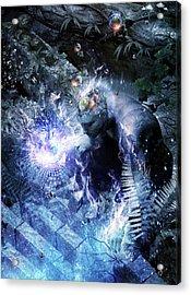 Stardust Acrylic Print by Cameron Gray