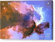 Stardust One  Acrylic Print by John Malone