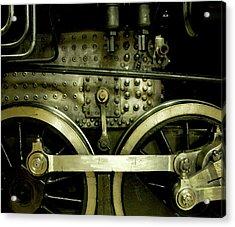 Steam Power I Acrylic Print by Theresa Tahara