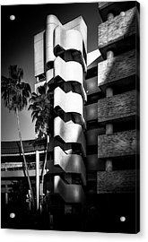 Step Up Acrylic Print by Marvin Spates