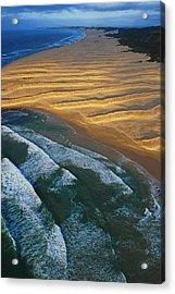 Sun Rise Coast  Acrylic Print by Skip Hunt