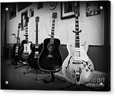 Sun Studio Classics 2 Acrylic Print by Perry Webster