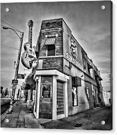 Sun Studio - Memphis #2 Acrylic Print by Stephen Stookey