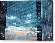 Sundown Acrylic Print by Ross Odom