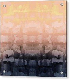 Sunrise Acrylic Print by Elisabeth Fredriksson