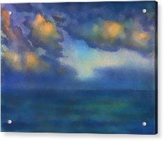 Sunset 2 Acrylic Print by Valeriy Mavlo