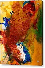 Sunset I Acrylic Print by Anna Villarreal Garbis