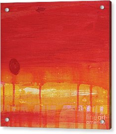 Sunset Series Untitled II Acrylic Print by Nickola McCoy-Snell
