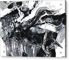 Super Normal Man Acrylic Print by Jeff Klena