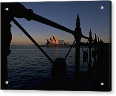 Acrylic Print featuring the photograph Sydney Opera House by Travel Pics