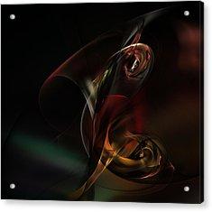 Symphonic Overtones Acrylic Print by David Lane