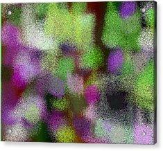 T.1.541.34.5x4.5120x4096 Acrylic Print by Gareth Lewis