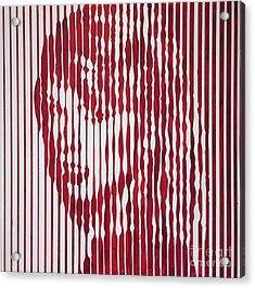 Taylor Acrylic Print by Sean Ward