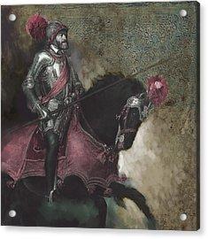 Tcm Spanish 161 3  Acrylic Print by Mawra Tahreem