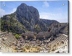 Termessos - Antalya Acrylic Print by Joana Kruse