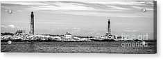 Thacher Island Acrylic Print by Charles Dobbs