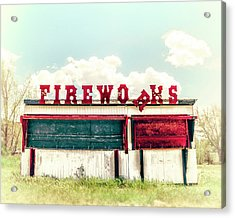 The 5th Of July Acrylic Print by Humboldt Street