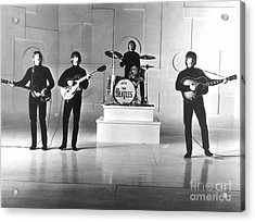 The Beatles, 1965 Acrylic Print by Granger