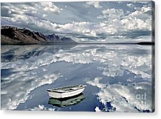 The Calm Acrylic Print by Jacky Gerritsen