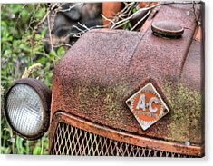 The Classic Allis Acrylic Print by JC Findley