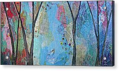 The Clearing I Acrylic Print by Shadia