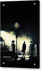 The Exorcist, Poster Art, 1973 Acrylic Print by Everett