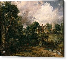 The Glebe Farm Acrylic Print by John Constable