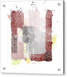 The Good The Bad And The Idea Acrylic Print by Francois Domain