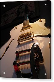 The Grandeur Of Music Acrylic Print by Alexandre Lafreniere
