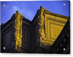 The Great Palace Of Fine Arts Acrylic Print by Garry Gay