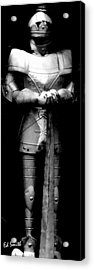 The Guard Acrylic Print by Ed Smith