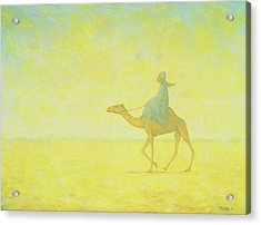 The Journey Acrylic Print by Tilly Willis
